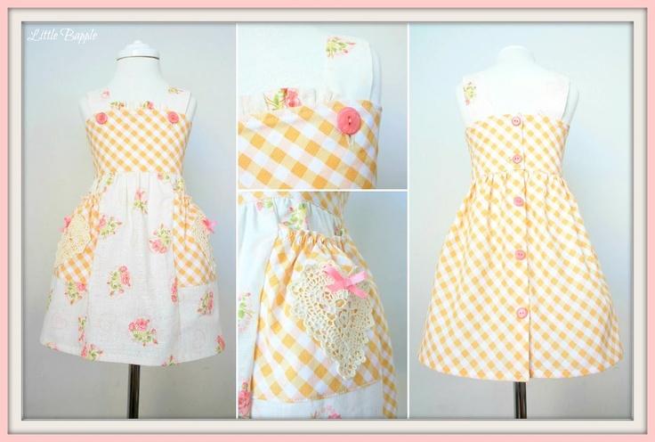 stunning dress by little bapple