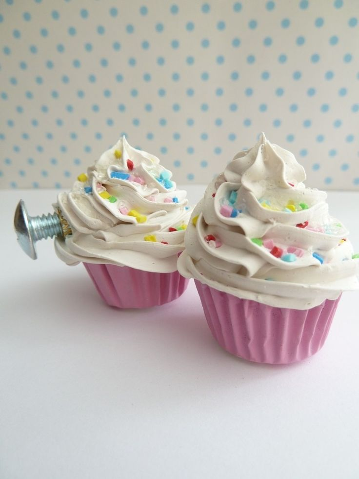cheap nike free shoes for men DRAWER PULLS fake cupcake set of 2 cabinet pull drawer knobs (kitchen,bakery,girls room, coffee shop) white icing. $16.00, via Etsy.