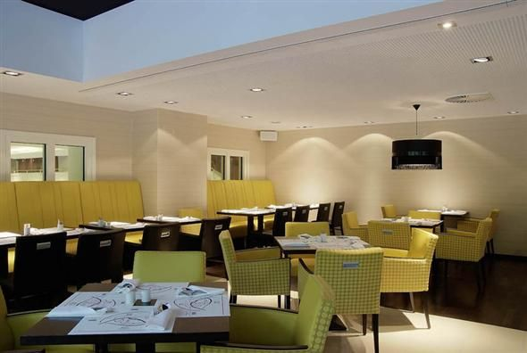 Marriott Rive Gauche, Paris #contractfurniture #hotels #interiors