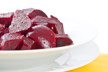 Oz Family Beet Salad. A half cup of beets has only 37 calories, zero fat, and is high in fiber. Dr. Oz shares how his family enjoys this antioxidant superstar.