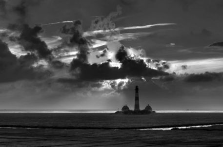 'Structures B&W' by nordfriesland-und-meer-fotografie on artflakes.com as poster or art print $16.63