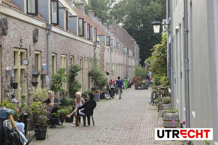 Zeven steegjes Utrecht