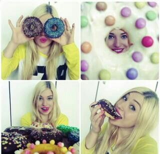 Donuts :-D bibisbeautypalace