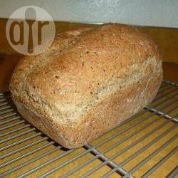 Pain de blé aux graines de lin