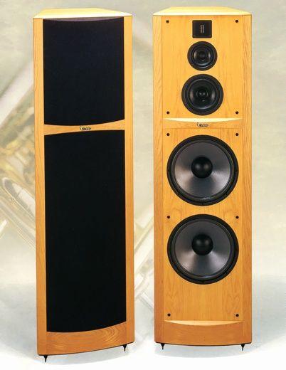 infinity home speakers. infinity - kappa 100 home speakers