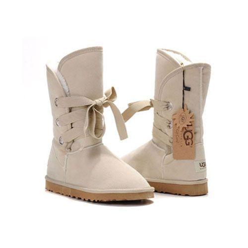Ugg Roxy Short Boots 5828 Sand