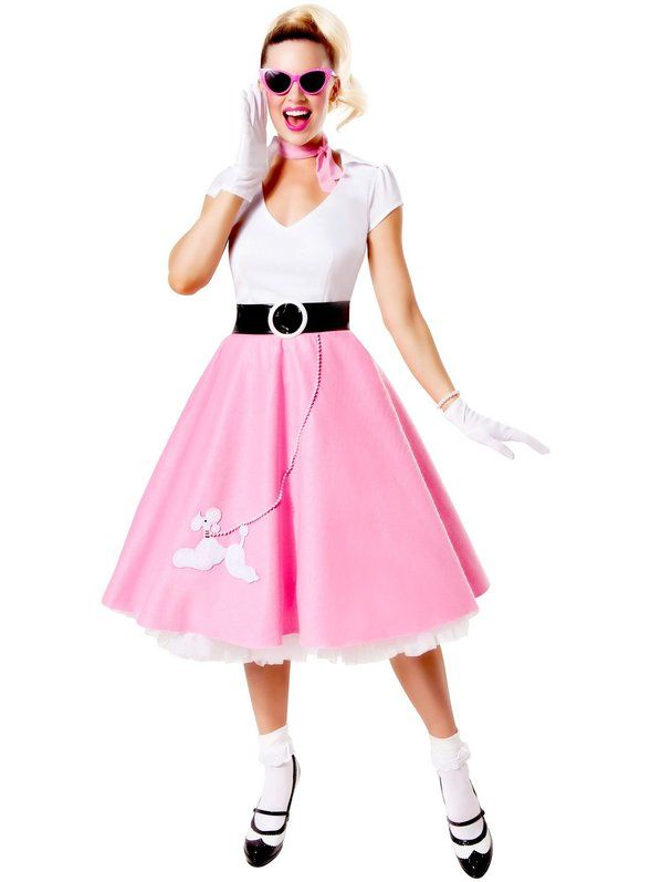 check out classic 50s costume