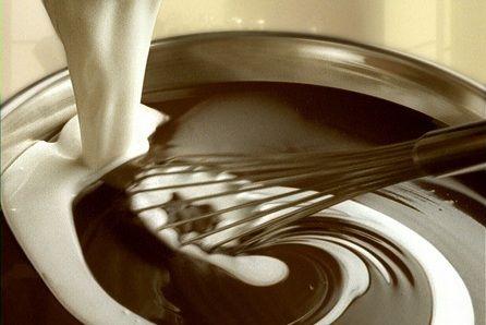 рецепт шоколадная глазурь