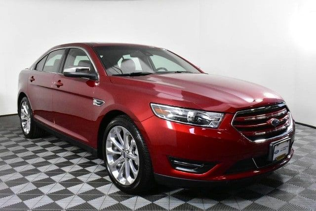 Used 2018 Ford Taurus Limited For Sale In Meridian Id Rc7837