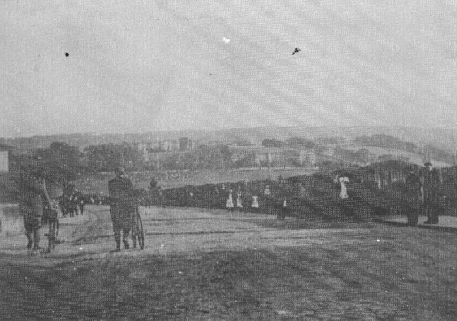 Stonelaw Road Rutherglen prior to 1860
