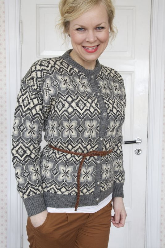 Jølster sweater.