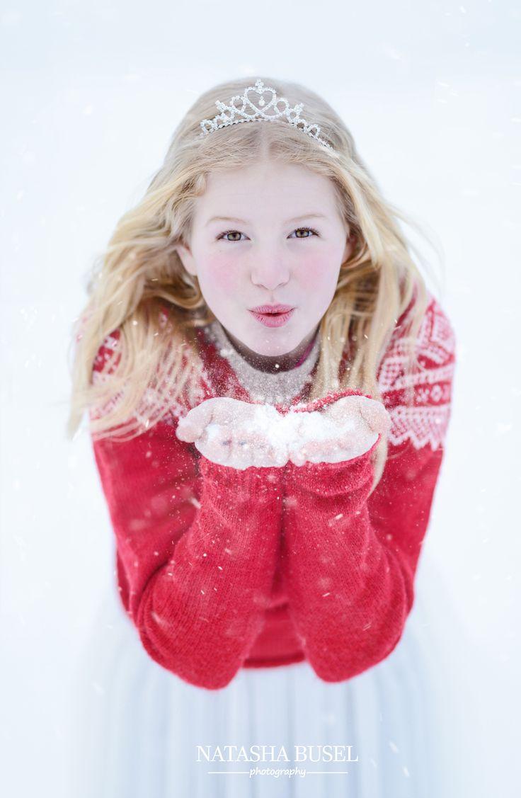 Winter fun by Natasha Busel