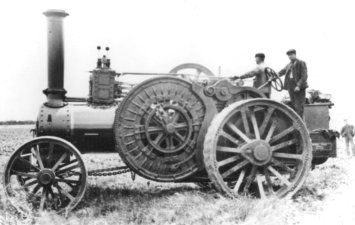 Steam Contracting in Orwell