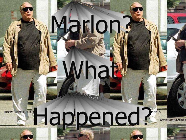 Marlon Brando Fat | brandofat