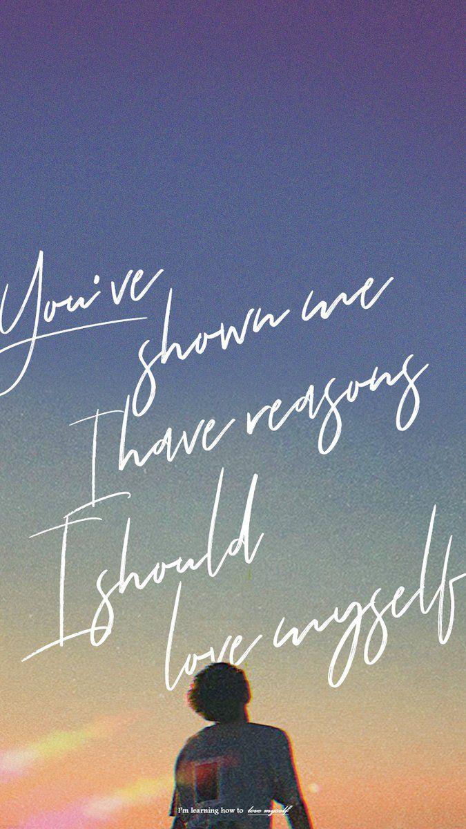 Bts lyrics wallpaper hd desktop