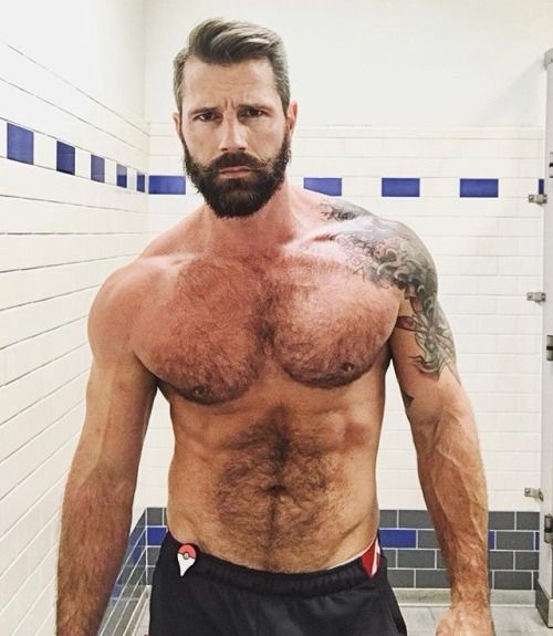 porn bear Young hairy gay