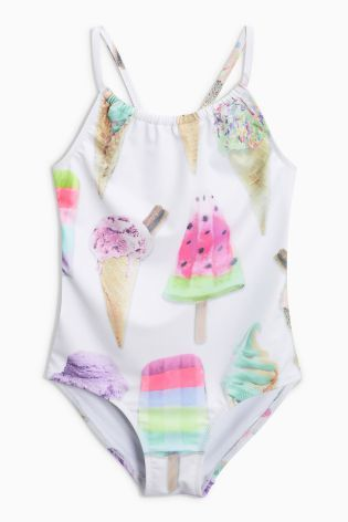 Ice Cream Swimsuit (3-16yrs)