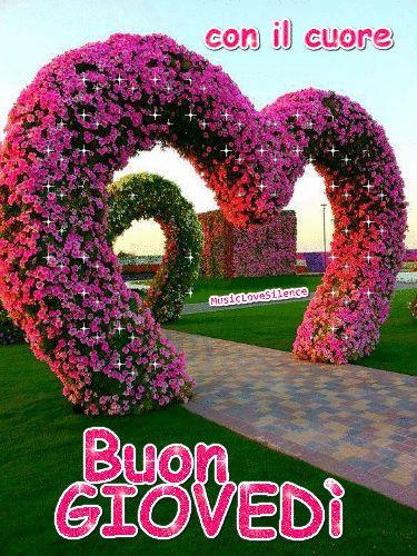 con il cuore…buon giovedì a tutti i miei amici – blog musiclovesilence.it