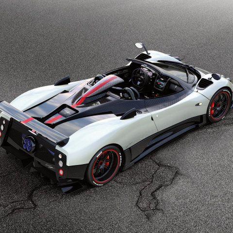 1999 Pagani Zonda Roadster
