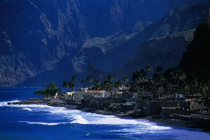 Cape Verde: Perched on the tip of the Atlantic is the small town of Paul. Located on Santo Antao, the island is the most distant from mainland Africa.