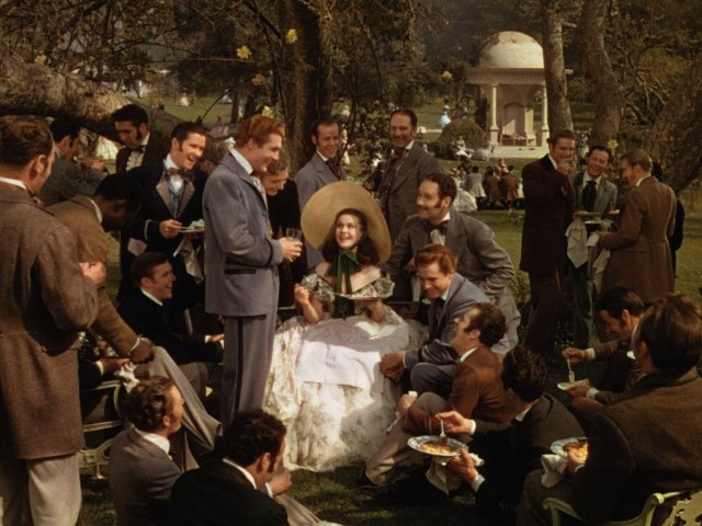 gone with the wind! One of my favorite movies / books