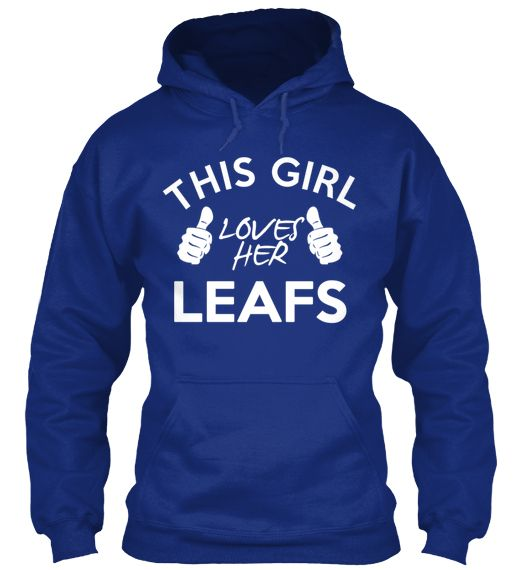 Limited Edition Ladies Leafs Fans