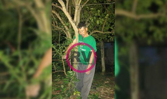 Lo encuentran colgado en la Col. 10 de Abril de Poza Rica - http://www.esnoticiaveracruz.com/lo-encuentran-colgado-en-la-col-10-de-abril-de-poza-rica/