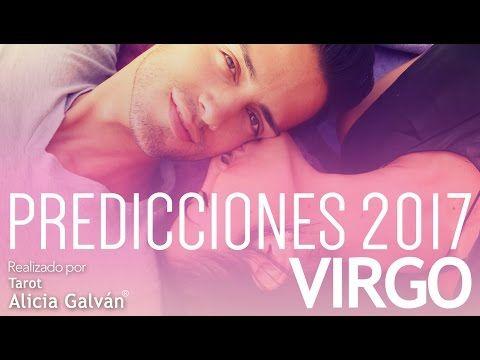 Predicciones Virgo 2017 Gratis - Alicia Galván
