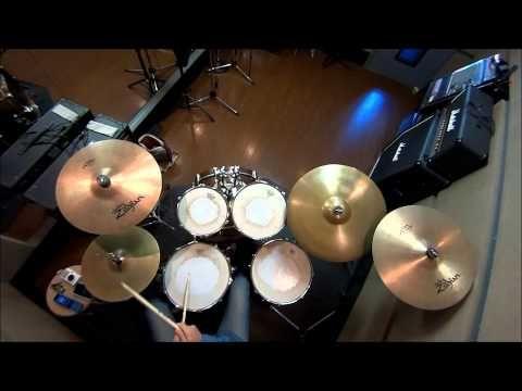 ▶ SONY HDR-MV1でドラム演奏撮って出し - YouTube