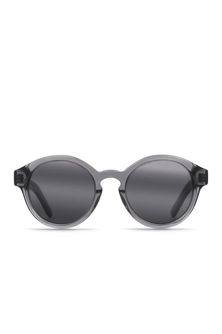 Empyre Opie Silver Aviator Shades gray Lunettes de Soleil