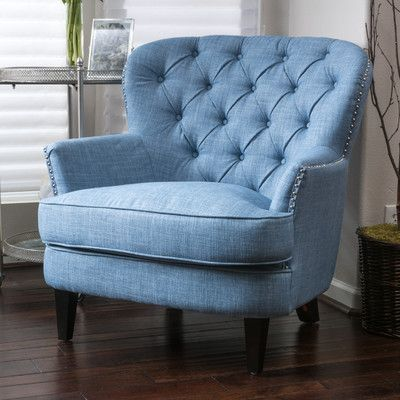 You'll love the Sanna Tufted Arm Chair at Joss & Main - With Great Deals on all products and Free Shipping on most stuff, even the big stuff.