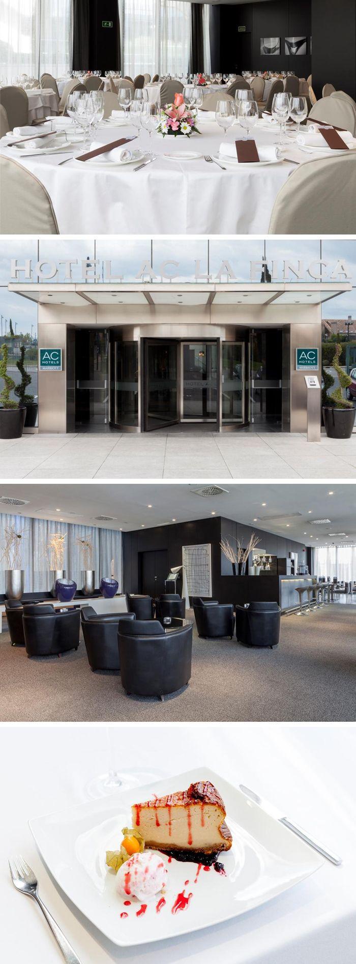 Restaurante Hotel AC La Finca -  Madrid - Restaurantes para Comuniones