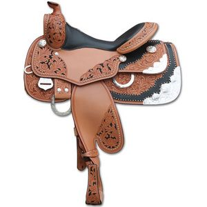 Show - Bar J - Deluxe Show Saddle - The Stagecoach West