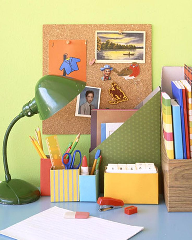 1074 best images about cleaning and homekeeping tips on - Martha stewart desk organizer ...
