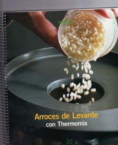 Arroces de levante con thermomix