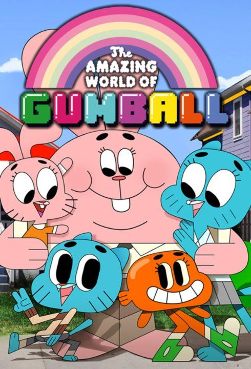 The Amazing World of Gumball (2011)