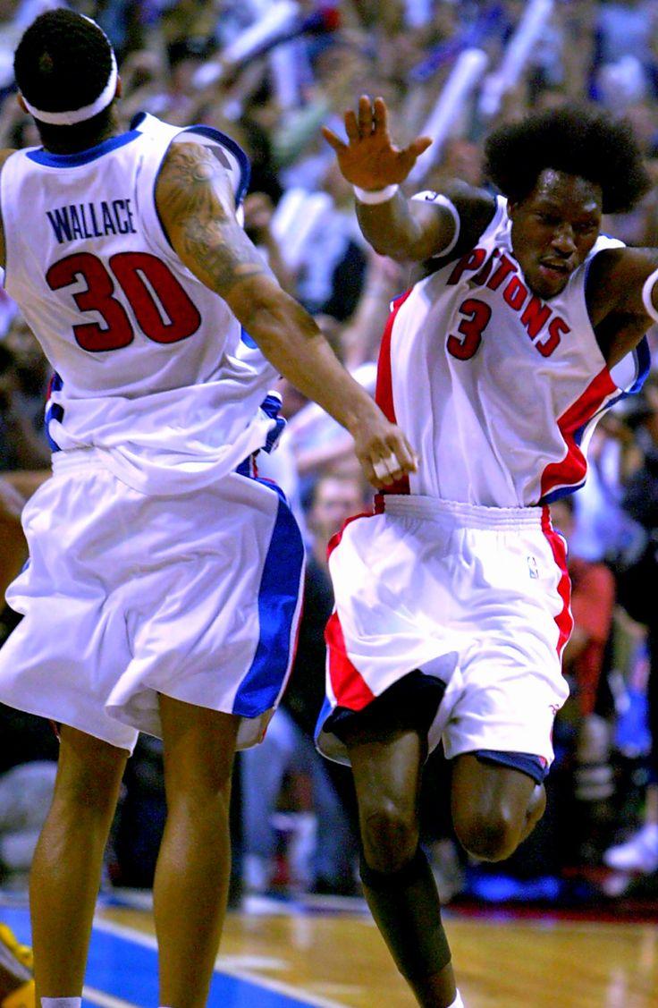 Detroit Pistons : Photo