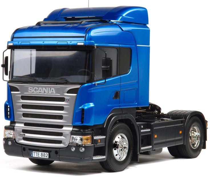 1x Tamiya Scania R470 (56318) Bausatz 1/14 Scania R470 Highline. Unlackiert.   Komplettbausatz zum Bau eines Fahrmodells. Zur vollständigen Fertigstellung als Fahrmodell werden zusätzlich...