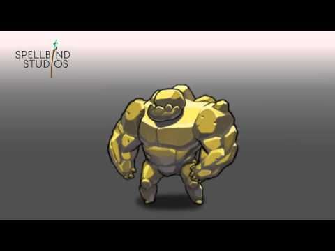 Spine Animation Reel, 2014 - YouTube