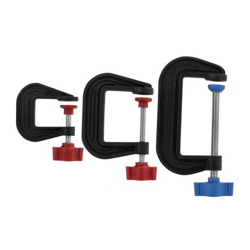 Model Craft - Plastic G-Clamps 25mm | Maplin