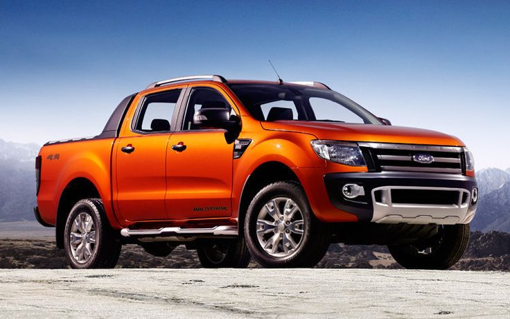2015 Ford Ranger Replacement