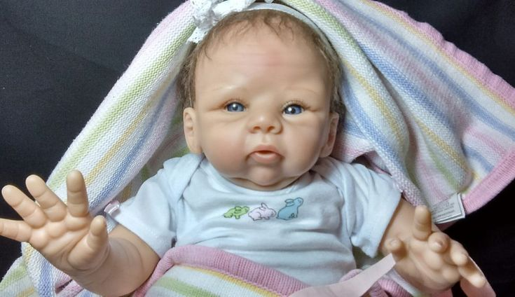 Snuggle Bunny Ashton Drake Doll Tasha Edenholm Lifelike | Dolls & Bears, Dolls, By Brand, Company, Character | eBay!