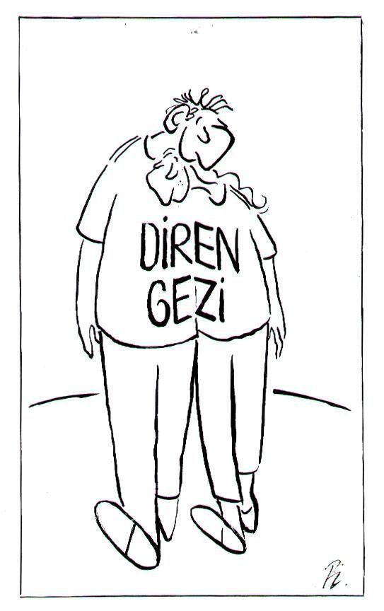 #DirenGezi Piyale Madra, 26.06.2013