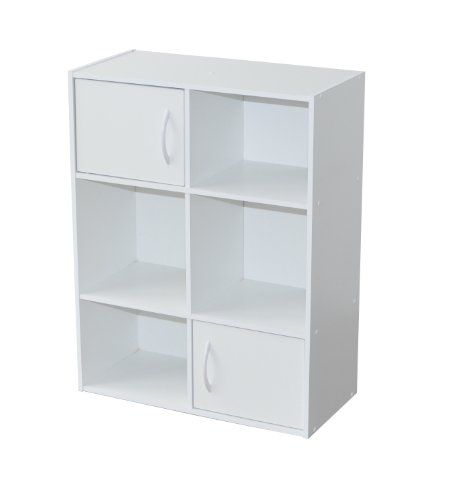 Alsapan Compo 2-Door 6 Cube Unit with Melamine, 80 x 61.5 x 29.5 cm, White Finish Alsapan http://www.amazon.co.uk/dp/B003V9SHA2/ref=cm_sw_r_pi_dp_DSOewb0W3Q1NW