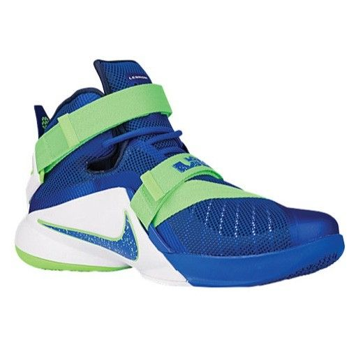 Nike Zoom LeBron Soldier 9 Basketball Shoe | Tackl