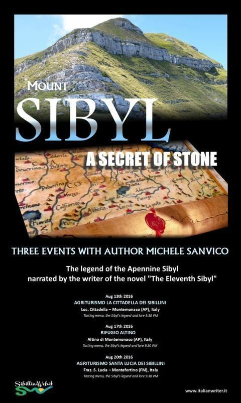 Mount Sibyl, a Secret of Stone - Michele Sanvico