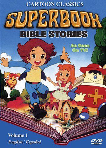 Superbook Film Series I (Super Book) Christian DVD CFDb ...