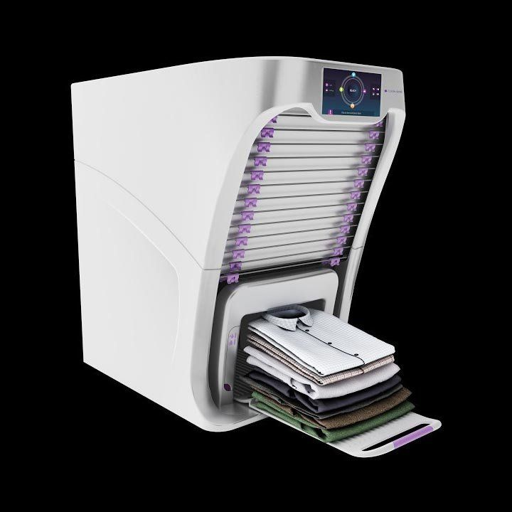 Foldimate Automatic Clothes Folding Machine Clothing Folding Robot Folding Machine Folding Laundry Folding Clothes