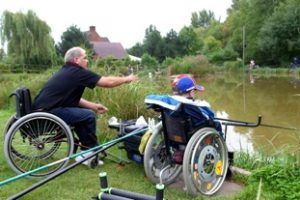 9 best persons with disability and their amazing stories for Fishing license for disabled person