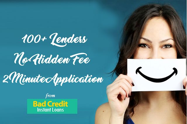 Bad Credit Instant Loans - A Faster Approach: An Ideal Financial Option To Choose In Necessity By Bad Credit Holders! http://badcreditinstantloansca.blogspot.com/2016/12/an-ideal-financial-option-to-choose-in.html